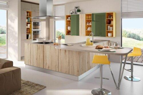 Cucine LUBE Linda | PiodaArredamenti