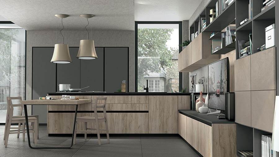 Cucina LUBE Immagina Lux   PiodaArredamenti