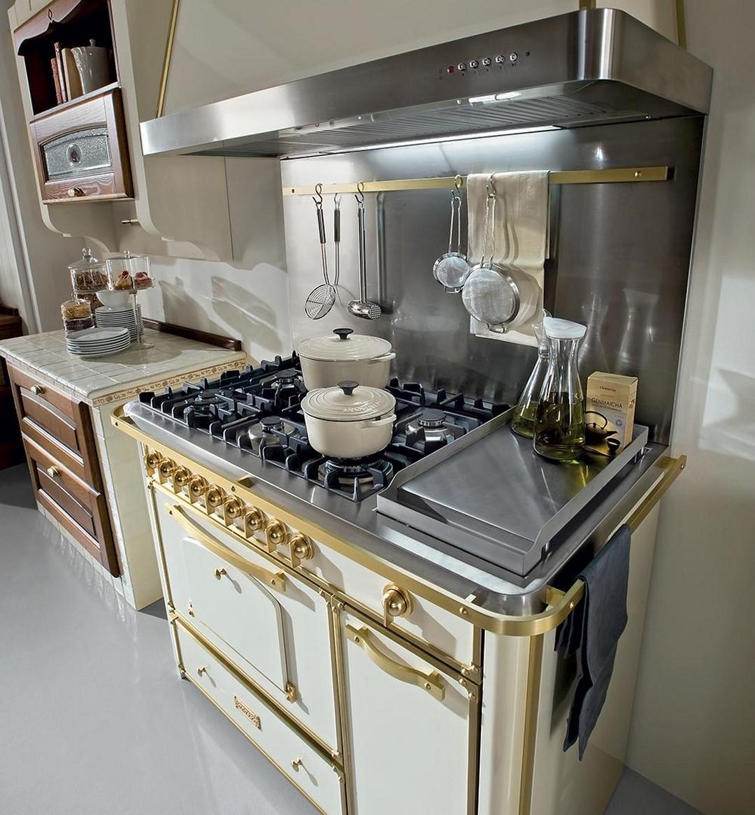 Cucina LUBE modello Veronica - Linea cucine Classiche ...