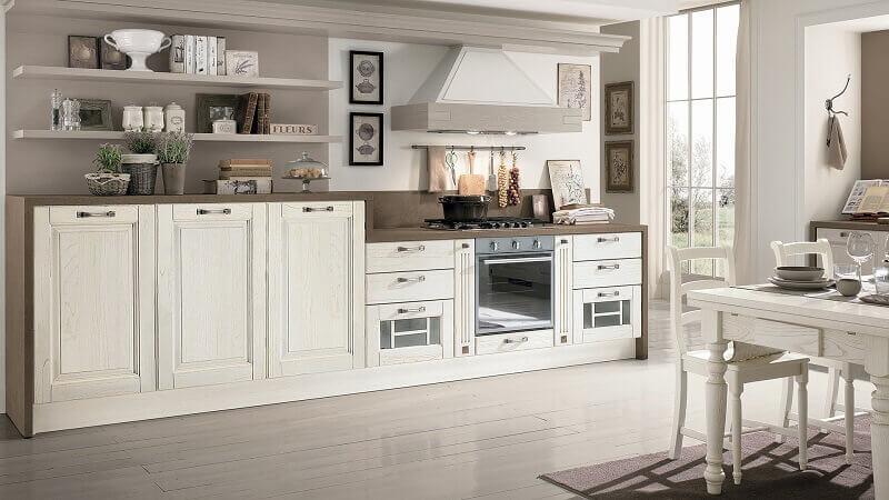 Cucina LUBE modello Laura - Linea cucine Classiche - Piodarreda.it